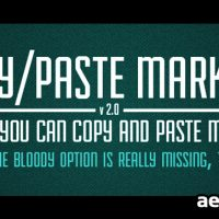 COPY PASTE MARKERS 2 (FREE PLUGINS & PRESETS)