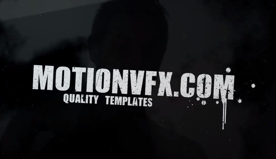 EXTRAVAGANZA FILM STRIP - AFTER EFFECTS TEMPLATE (MOTIONVFX)