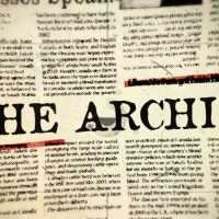 NEWSPAPER TITLE – AFTER EFFECTS TEMPLATE (MOTIONVFX)