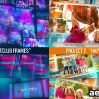 Videohive Chameleon Frames Photo Galleries 5100553 free download