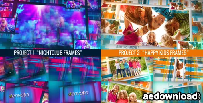 Chameleon Frames Photo Galleries