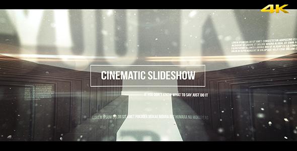 Cinematic Slideshow