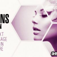 CLEAN WHITE HEXAGON PRESENTATION – VIDEOHIVE FREE DOWNLOAD