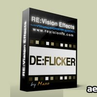 DE:FLICKER V1.1.1 FOR AFTER EFFECTS (REVISIONFX) (FREE PLUGINS & PRESETS)