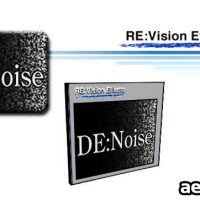 DE NOISE V3.0.2 FOR AFTER EFFECTS & PREMIERE PRO (WIN64)