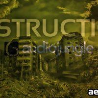 DESTRUCTION (FREE AUDIOJUNGLE)