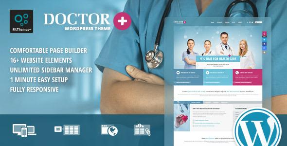 Doctor-Responsive-Medical-WordPress-Theme