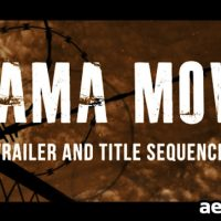 DRAMA MOVIE TRAILER AND TITLES – VIDEOHIVE FREE DOWNLOAD