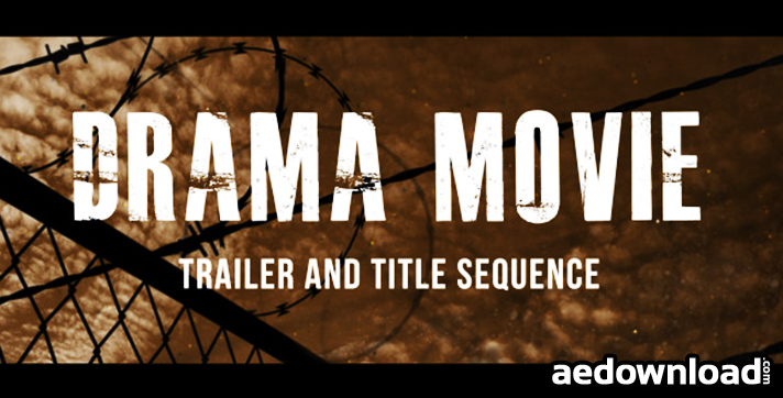 Drama Movie Trailer and Titles