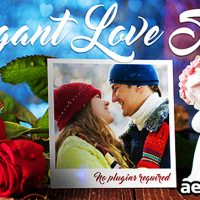 ELEGANT LOVE STORY – VIDEOHIVE FREE DOWNLOAD
