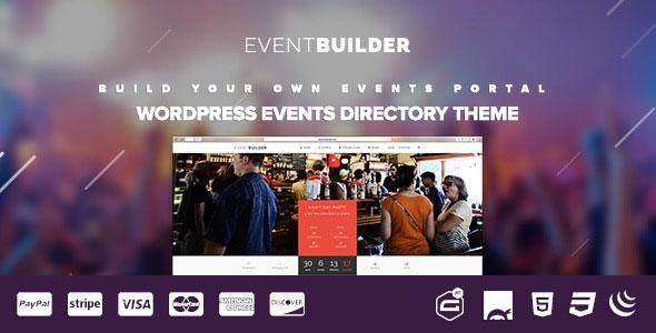 EventBuilder-WordPress-Events-Directory-Theme