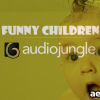 FUNNY CHILDREN (FREE AUDIOJUNGLE)