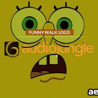 FUNNY WALK LOGO (AUDIOJUNGLE FREE DOWNLOAD)