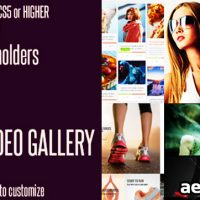 FASHION VIDEO GALLERY – VIDEOHIVE FREE DOWNLOAD