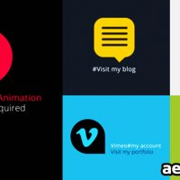 VIDEOHIVE FLAT LIQUID LOGO ANIMATION FREE DOWNLOAD
