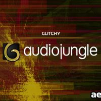 GLITCHY DIGITAL CRYSTAL LOGO #07 (AUDIOJUNGLE FREE DOWNLOAD)