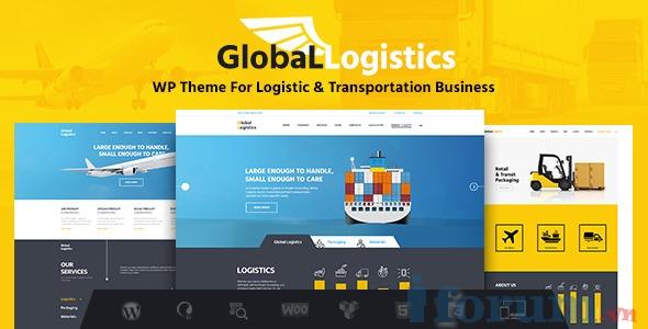 Global Logistics v1 8 – Transportation Warehousing Free