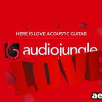 HERE IS LOVE ACOUSTIC GUITAR (AUDIOJUNGLE)