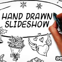 HAND DRAWN SLIDESHOW – VIDEOHIVE