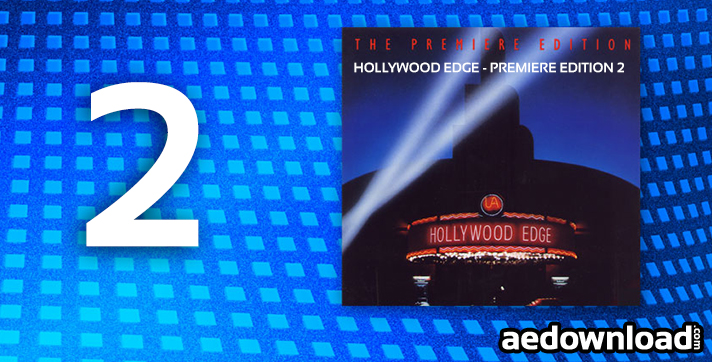 Hollywood Edge - Premiere Edition 2