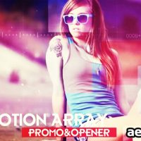INSPIRED OPENER – AFTER EFFECTS TEMPLATE (MOTION ARRAY)