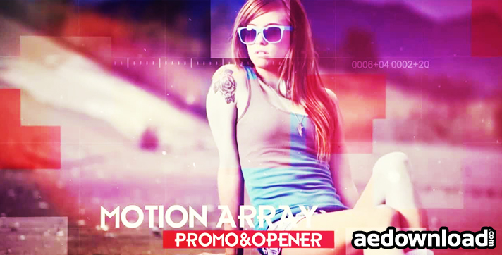 INSPIRED OPENER - AFTER EFFECTS TEMPLATE (MOTION ARRAY)