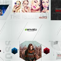 VIDEOHIVE NEWSPAPER ISSUE TEASER – AFTER EFFECTS TEMPLATES