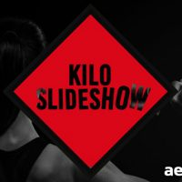 KILO – HIGH ENERGY SLIDESHOW – AFTER EFFECTS PROJECT (ROCKETSTOCK)