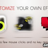 LOGO EFFECTS TOOL – AFTER EFFECTS PRESETS / PLUGINS (VIDEOHIVE)