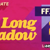 LONG SHADOW PRESET – (FREE PLUGINS & PRESETS)