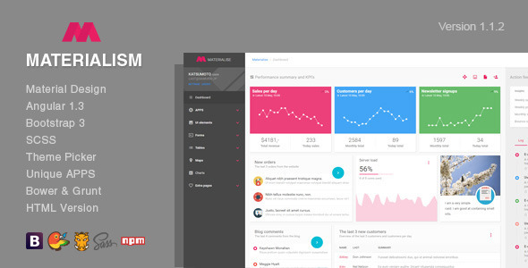 Materialism v100 angular bootstrap admin template free download materialism v100 angular bootstrap admin template free download maxwellsz
