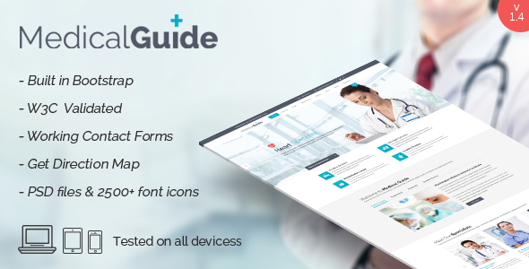 MedicalGuide-Health-and-Medical-Template