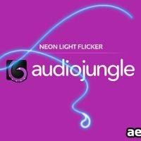 NEON LIGHT FLICKER (AUDIOJUNGLE)