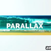 PARALLAX – SIMPLE SLIDESHOW – AFTER EFFECTS PROJECT (ROCKETSTOCK)