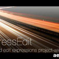 PT_EXPRESSEDIT 2.1 (AESCRIPTS)  (FREE PLUGINS & PRESETS)