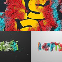 VIDEOHIVE CORAL LOGO – AFTER EFFECTS TEMPLATES