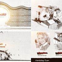 VIDEOHIVE INK CORPORATE – AFTER EFFECTS TEMPLATES