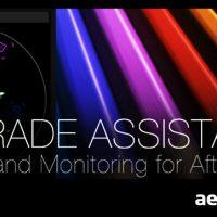 QP GRADE ASSISTANT 2 (AESCRIPTS) (FREE PLUGINS & PRESETS)