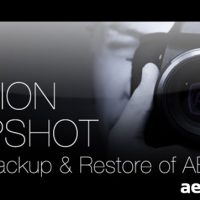 QP VERSION SNAPSHOT V1.1 (AESCRIPTS)  (FREE PLUGINS & PRESETS)