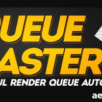 QUEUEMASTER V1.0 (AE SCRIPTS)