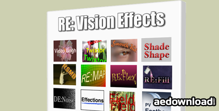 RE FILL V2.1.1 FOR AFTER EFFECTS (REVISIONFX)