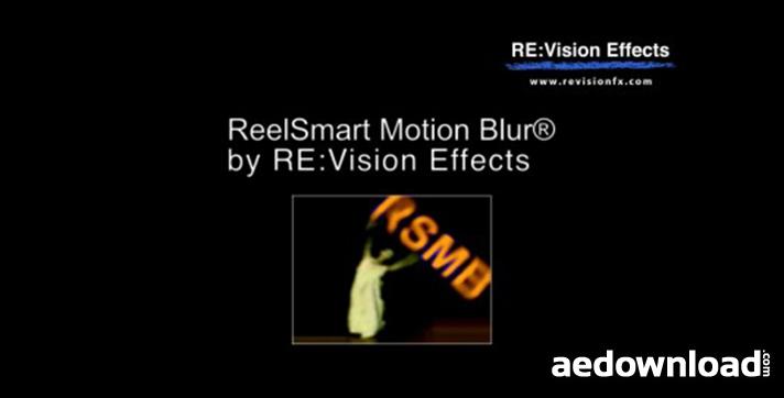 REELSMART MOTIONBLUR PRO V5.0.1