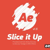SLICE IT UP V1.0 (AESCRIPTS) (FREE PLUGINS & PRESETS)