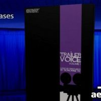 SONOKINETIC – TRAILER VOICE 1 – THE BIGGEST VOICE OVER SPEECH