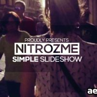 SIMPLE SLIDESHOW – VIDEOHIVE FREE DOWNLOAD