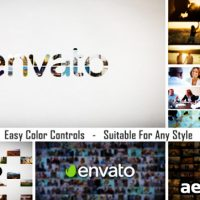 SLIDESHOW LOGO REVEAL – VIDEOHIVE FREE DOWNLOAD