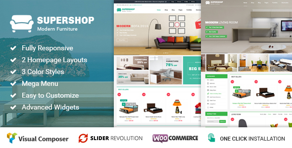 Supershop v1.0.1 Responsive WooCommerce WordPress Theme Free ...
