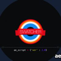 SWATCHER SCRIPT FOR ADOBE AFTER EFFECTS (FREE PLUGINS & PRESETS)