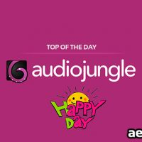TOP OF THE DAY (AUDIOJUNGLE)