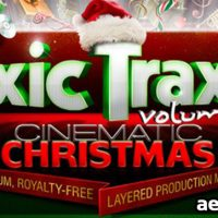 TOXIC TRAXX VOLUME 3: CINEMATIC CHRISTMAS (DIGITAL JUICE)
